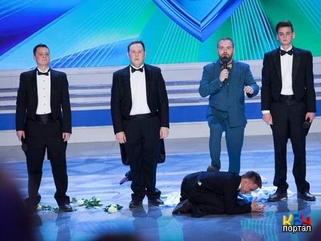 Команда КВН из Новосибирска заняла 4-место в Премьер-лиге