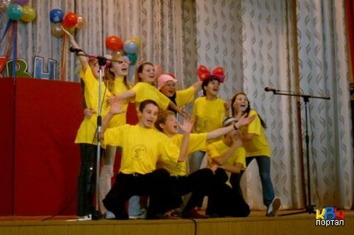 Старт нового сезона КВН в Бежице
