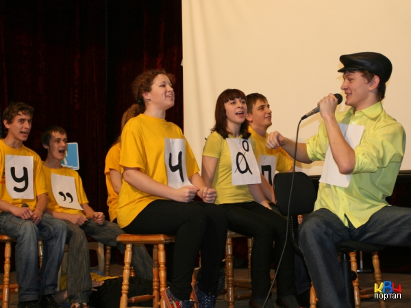 30 ноября во Владивостоке пройдет отчетный гала-концерт школьной лиги КВН